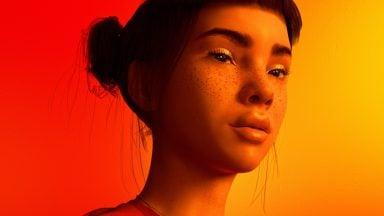 مدل اینستاگرام لیل میکلا