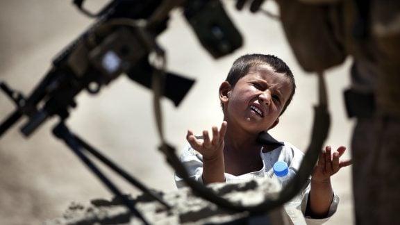 کودکان در جنگ