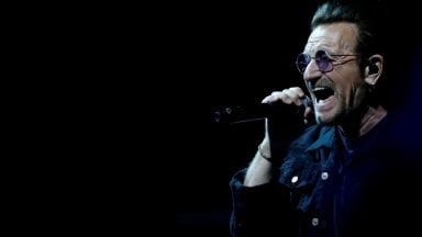 کنسرت گروه U2