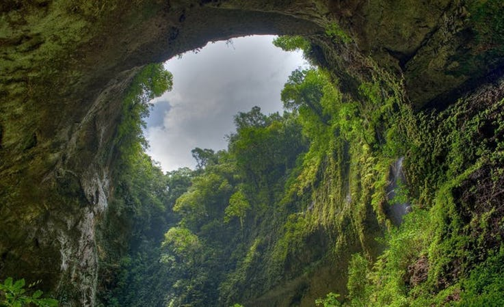 غار Son Doong در ویتنام
