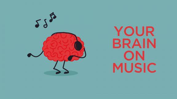 موسیقی و مغز