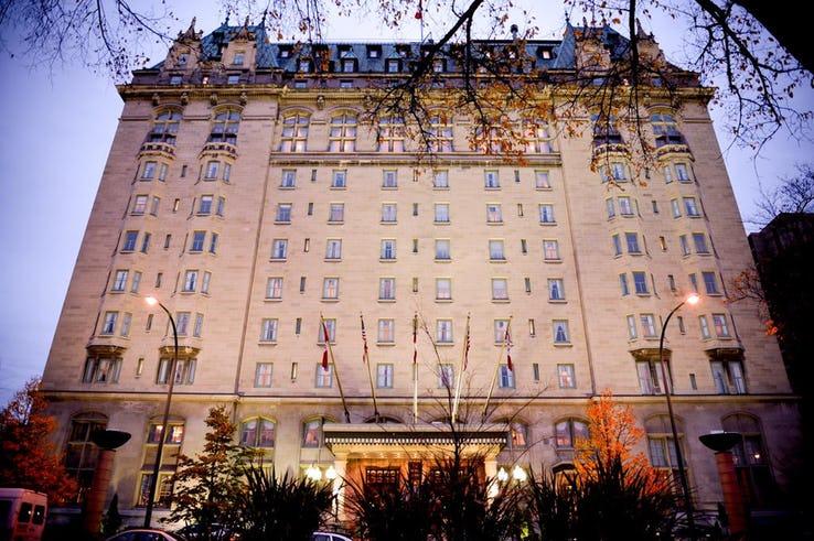 هتل FORT GARRY در وینیپگ، کانادا