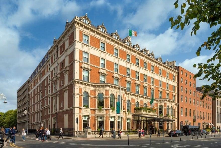 هتل SHELBOURNE در دابلین، ایرلند