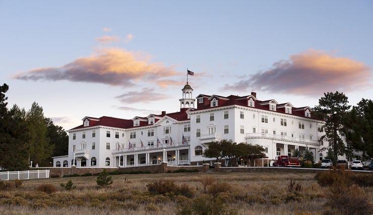 هتل THE STANLEY در کلرادو از ایالات جنوب غربی آمریکا