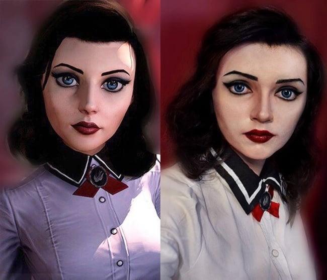 الیزابت در فیلم BioShock Infinite
