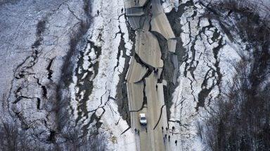 زلزلهی وحشتناک
