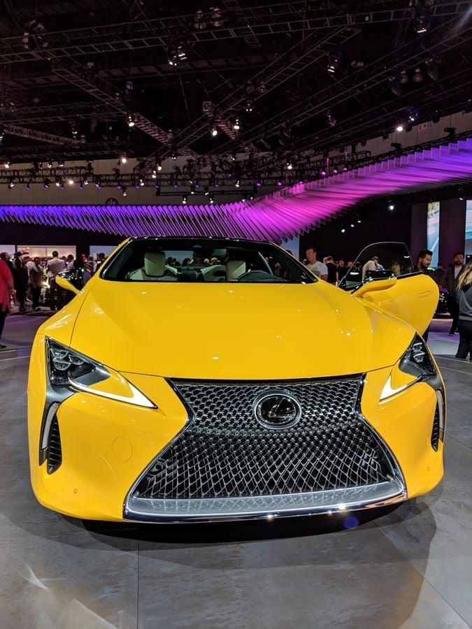 Lexus LC Inspiration