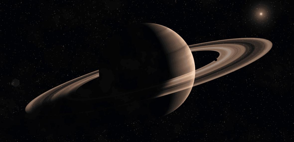 حلقههای سیارهی زحل