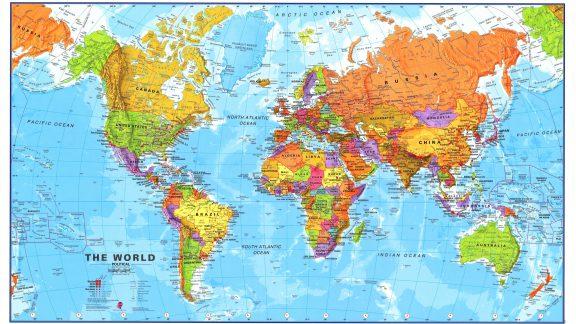 چگونگی نامگذاری کشورها و لیستی از کوتاهترین و طولانیترین اسامی کشورهای جهان
