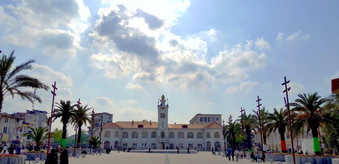 میدان شهرداری - روز رشت