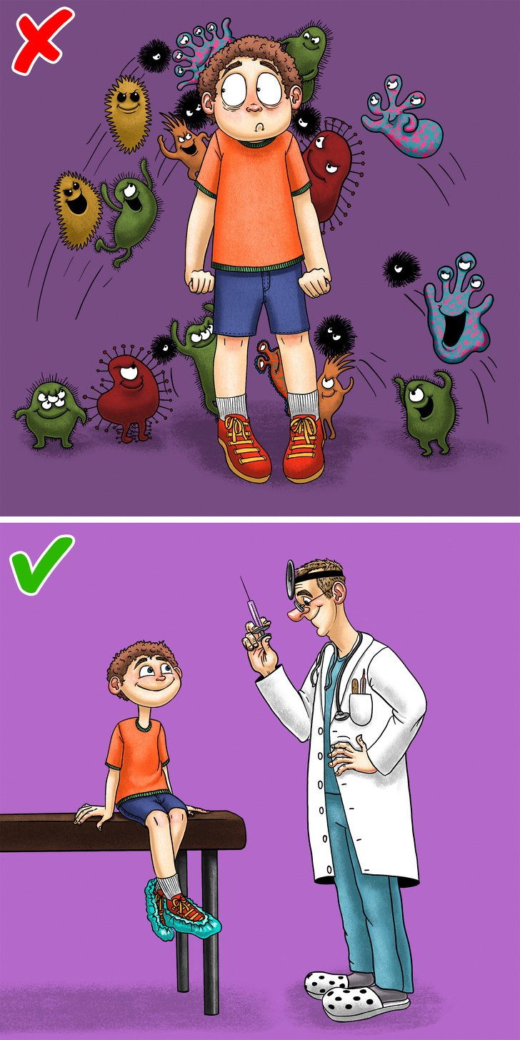 واکسن زدن