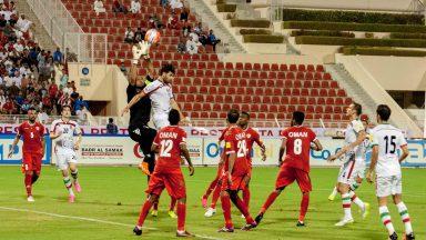 بازی ایران مقابل عمان