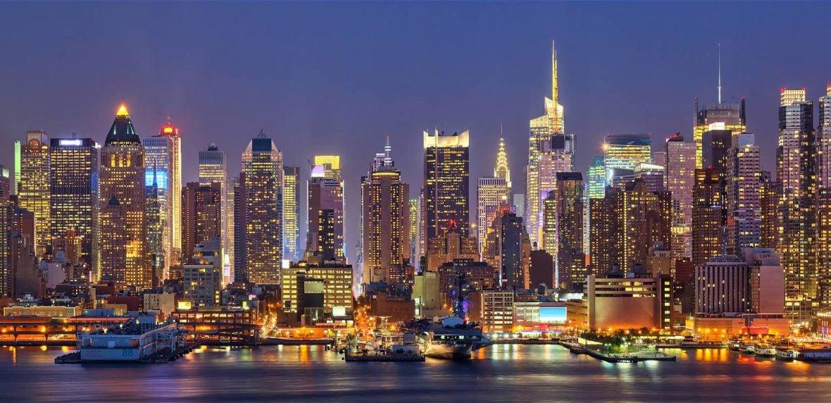 پیشرفت تکنولوژی در نیویورک