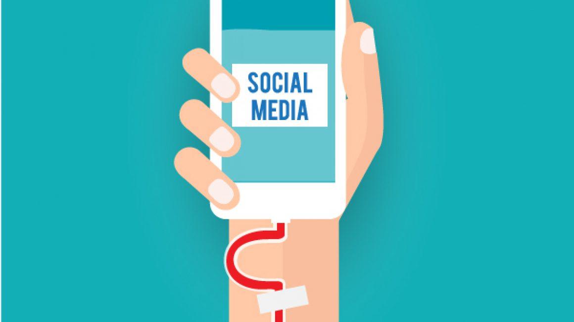 اعتیاد به شبکه اجتماعی