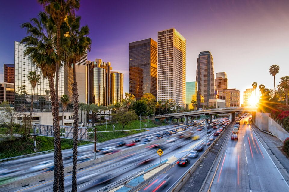 بهترین شهرهای دنیا لسآنجلس – ایالات متحده