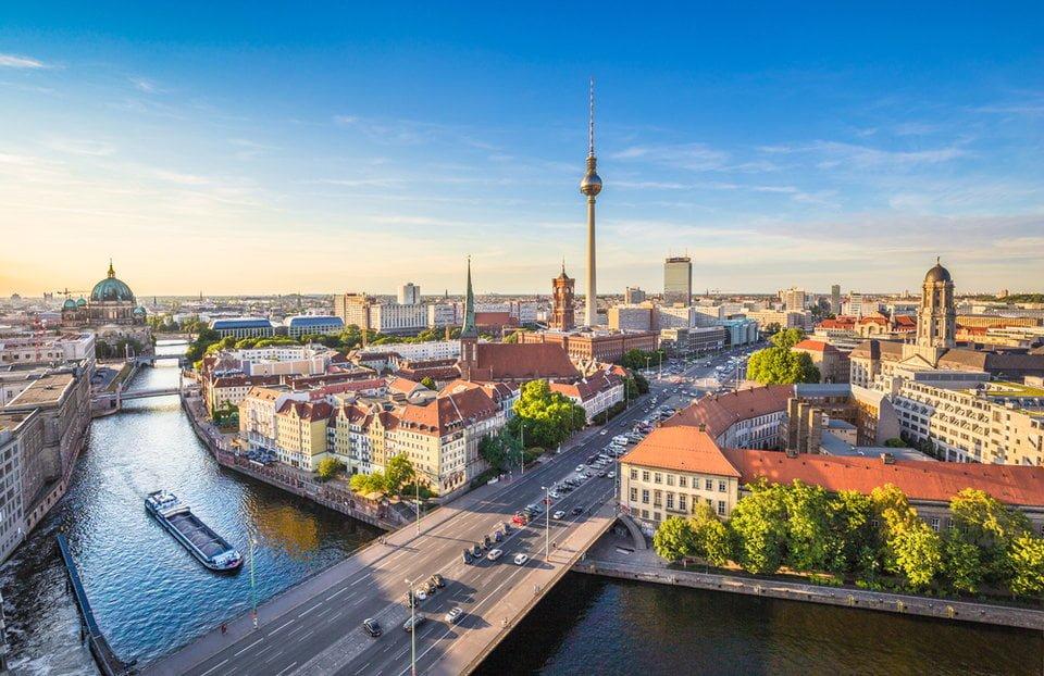بهترین شهرهای دنیا برلین – آلمان
