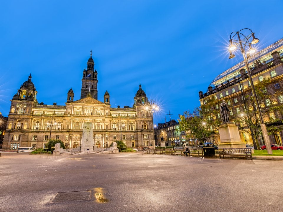 بهترین شهرهای دنیا گلاسکو – اسکاتلند