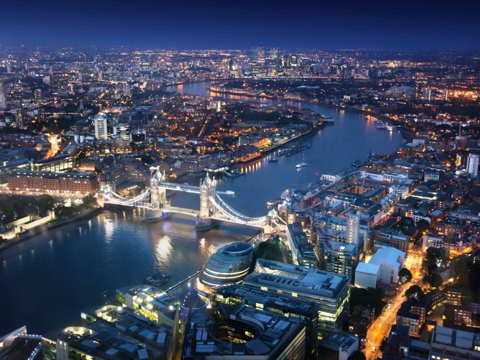 بهترین شهرهای دنیا لندن – انگلستان