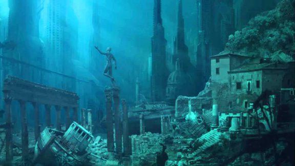 آتلانتیس گمشده تمدنی درخشان در لابلای صفحات تاریخ یا فلسفه