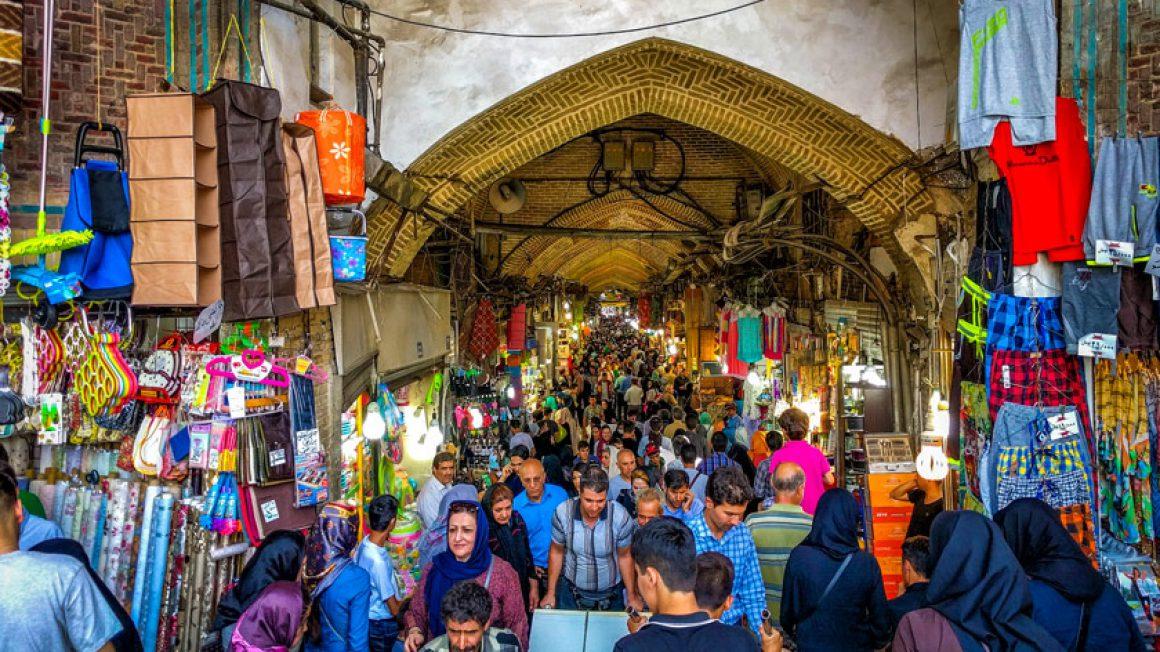 صنایع دستی ایران یگی از زیباترین بازارهای گردشگران و توریست ها به جهت تنوع است.