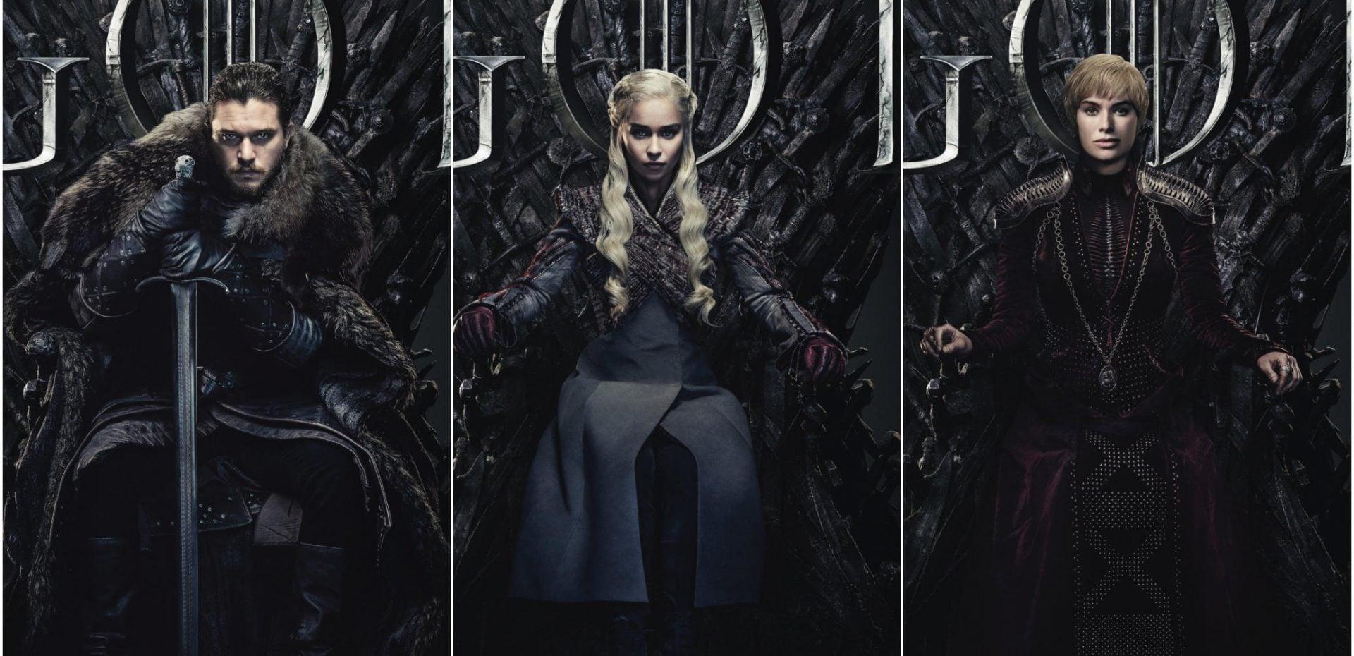 فصل هشتم Game of Thrones