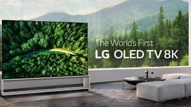 تلویزیون OLED 8K