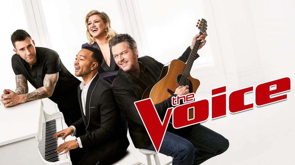The Voice شبکه NBC - نامزدهای جوایز امی 2019