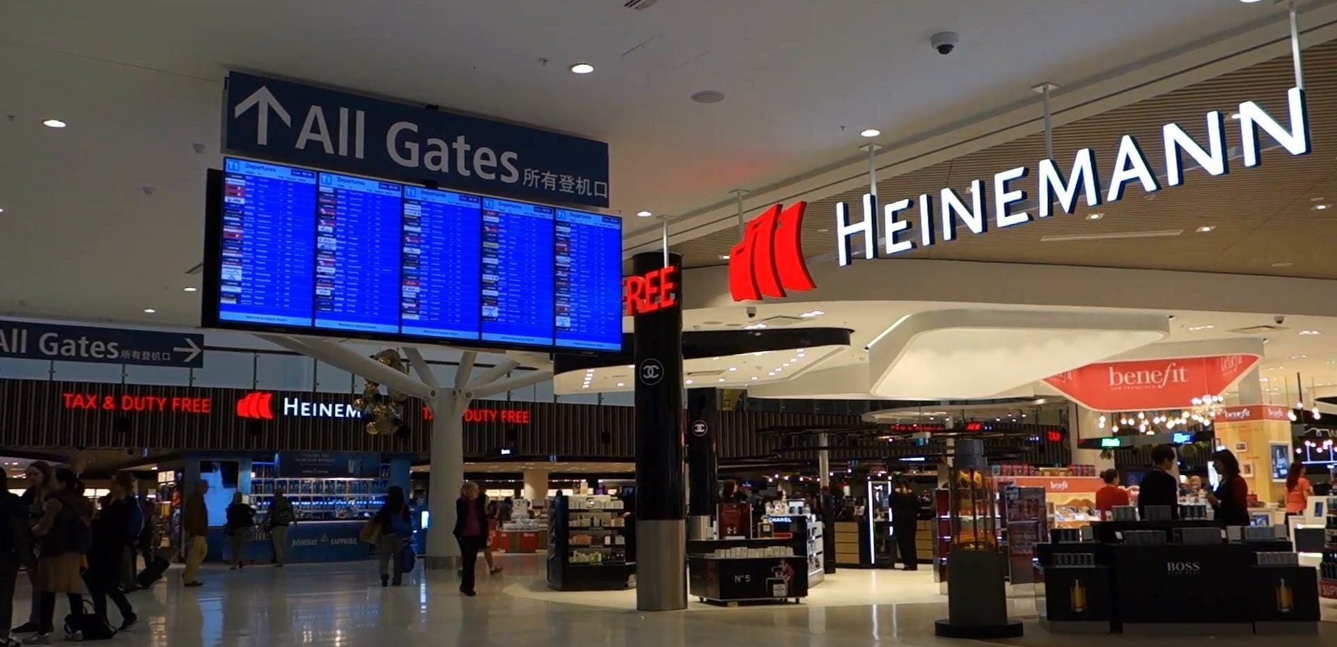 فرودگاههای استرالیا