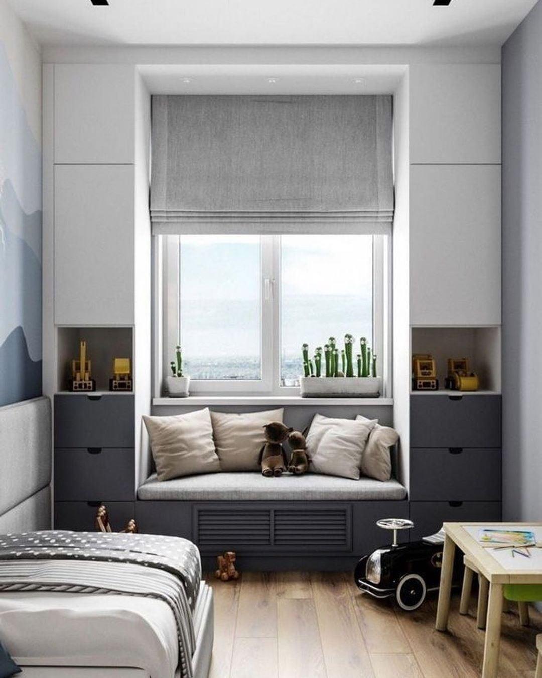 دکوراسیون اتاقهای کوچک
