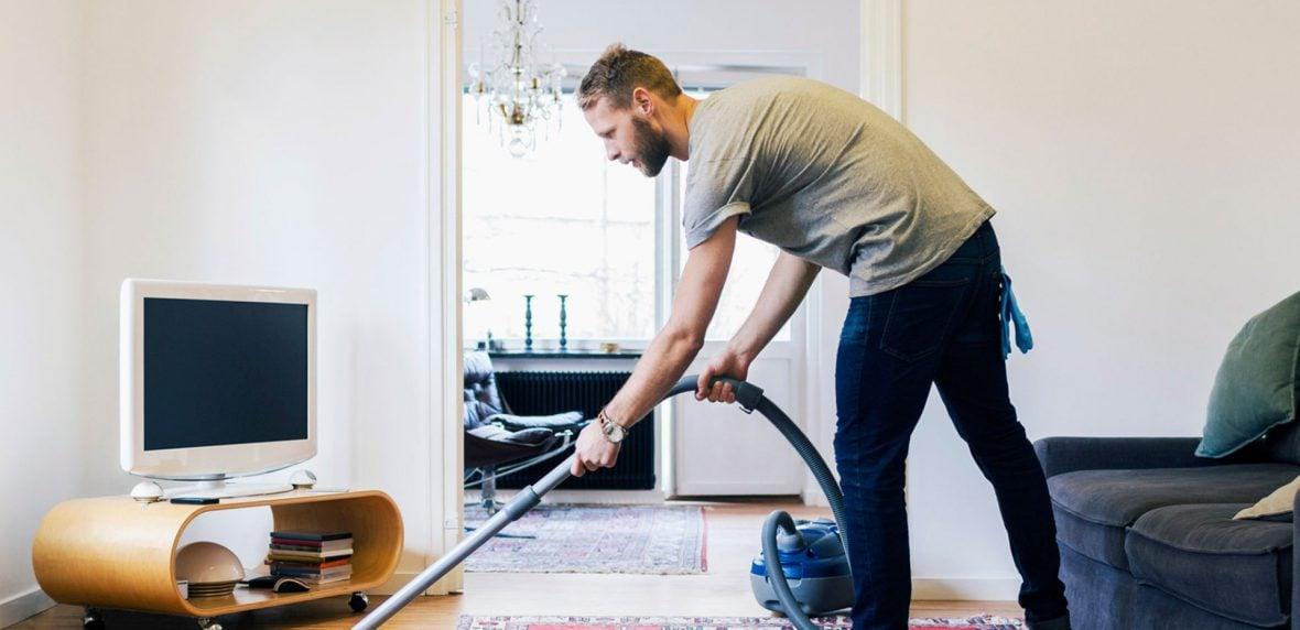 شستن هفت وسیله خانگی