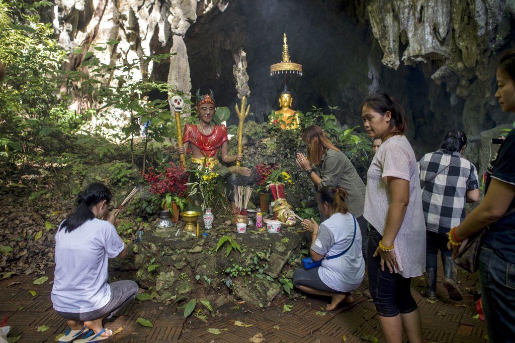 فرار از جمعیت تایلند-کانون جدید: Chiang Rai