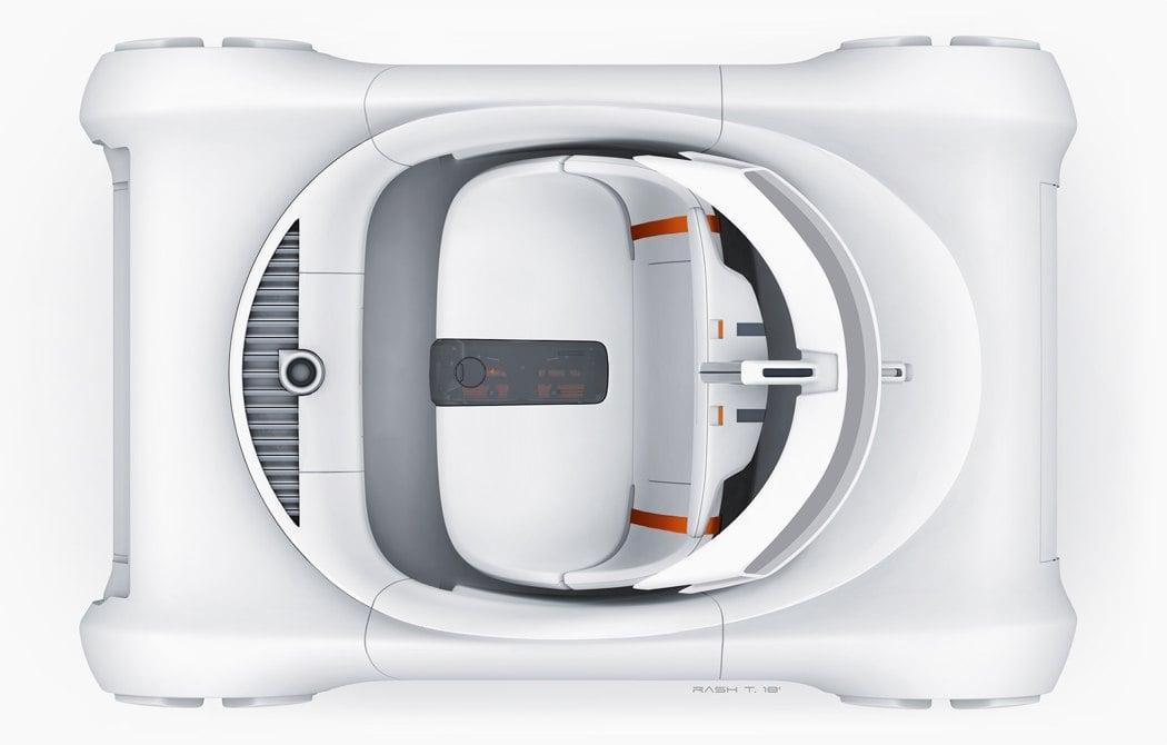 مدلسازی خودرو در نرمافزار