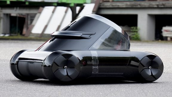 خودرو خلاقانه Volvo PV