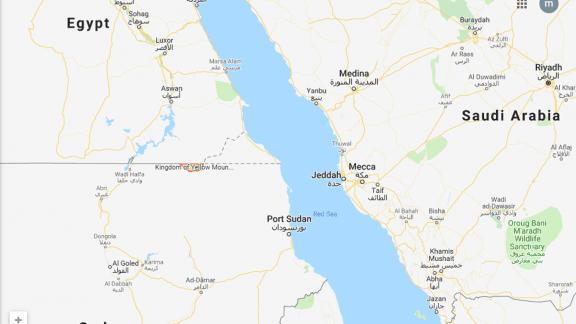 کشوری تازه تاسیس بین مصر و سودان: ماجرای کشور پادشاهی کوه زرد چیست؟