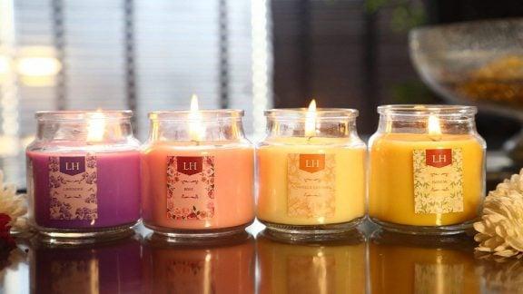 دانشمندان خطرات پنهان شمعهای معطر برای سلامتی را فاش میکنند