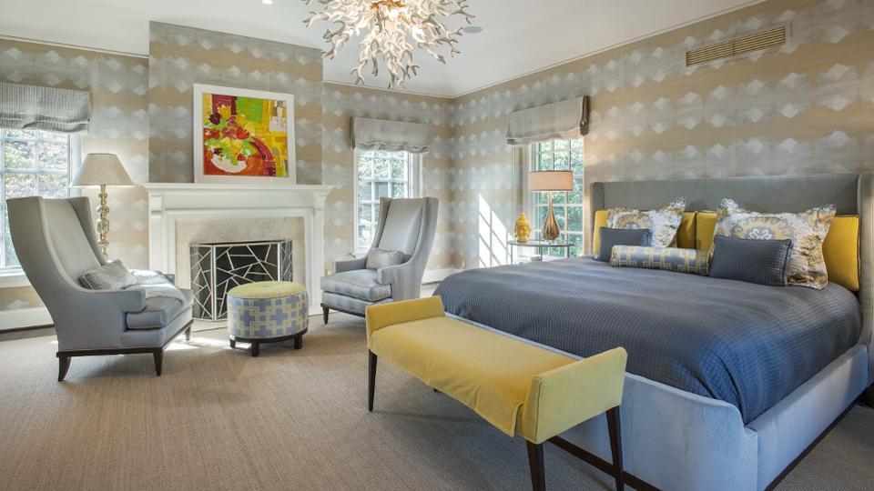 اتاق خواب مستر آرامبخش طراحان داخلی WPL