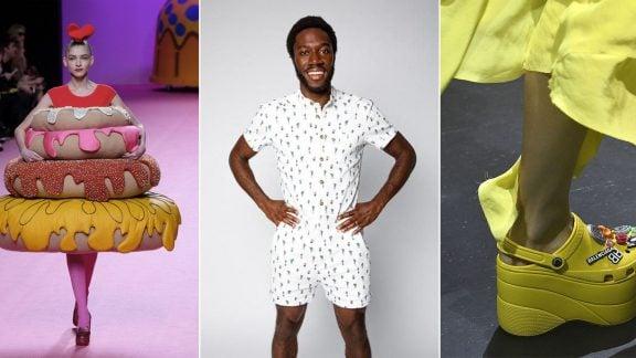 طراحیهای خندهدار و عجیب در صنعت مد و فشن تا کجا پیش میرود؟