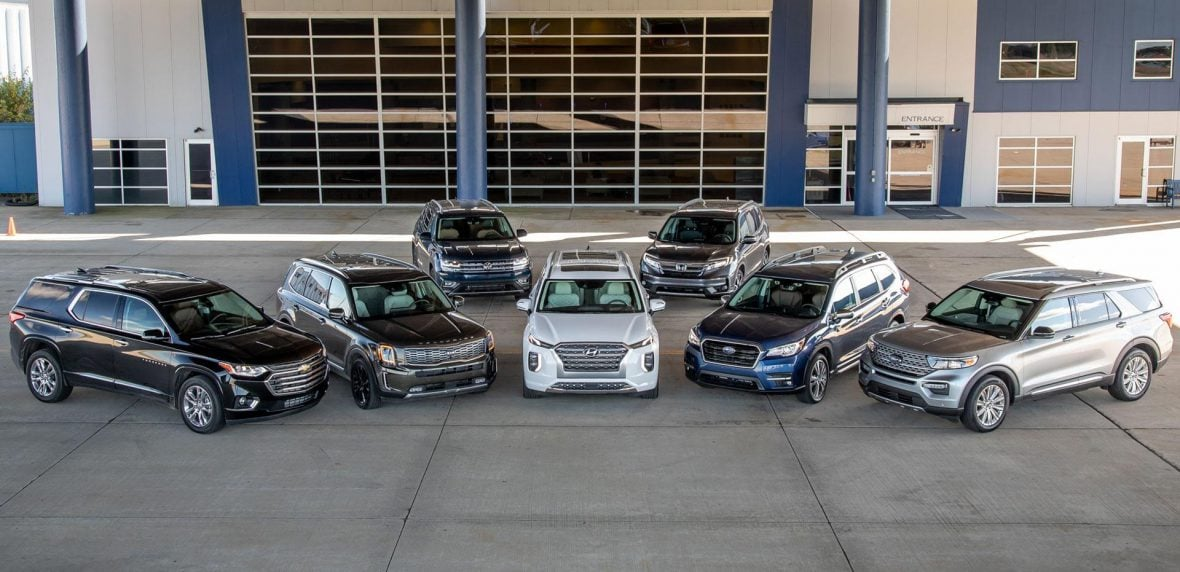 بهترین SUV های لوکس 2019