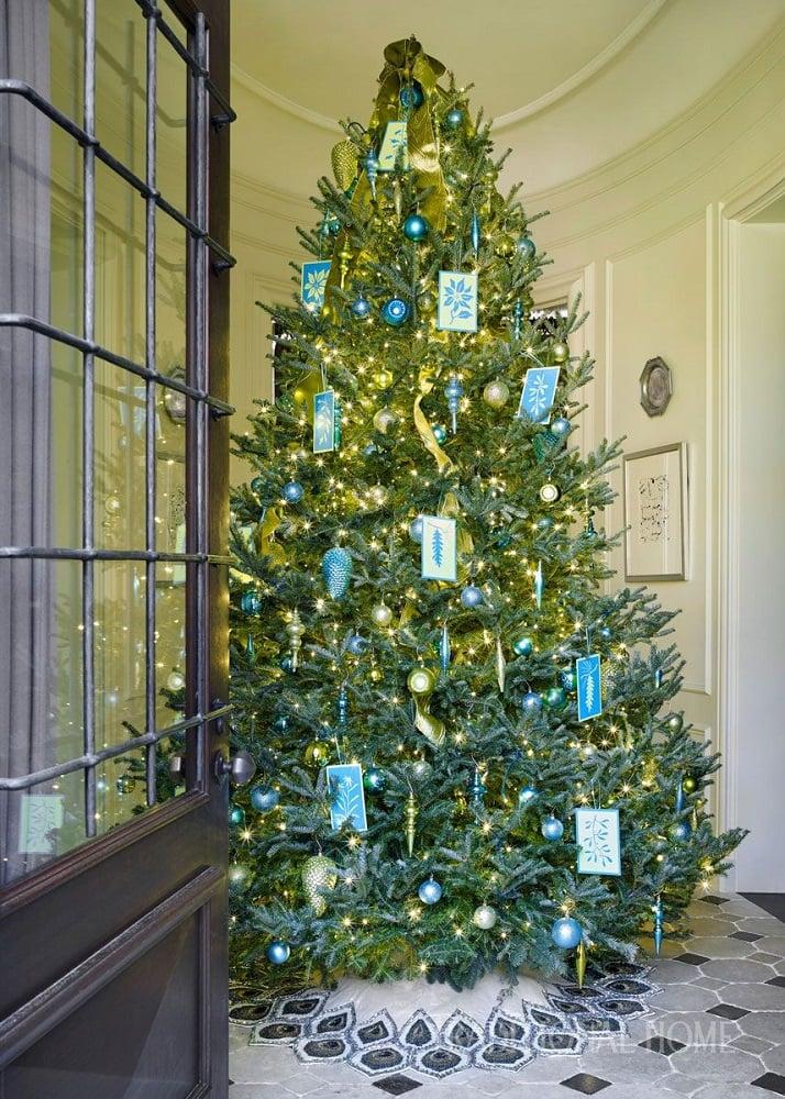 محل مناسب درخت کریسمس
