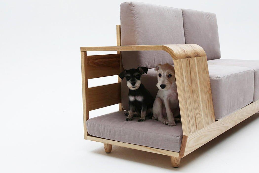 طراحی خیالی و مفهومی کاناپه - Seungji Mun