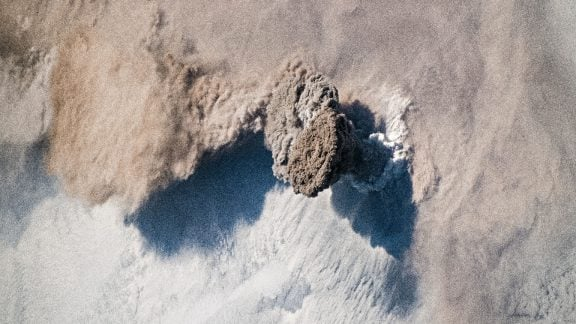 برترین تصاویر سال 2019 زمین از فضا که از ایستگاه فضایی بینالمللی ثبت شدهاند