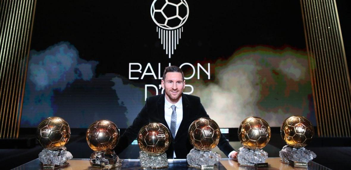 توپ طلای بهترین بازیکن