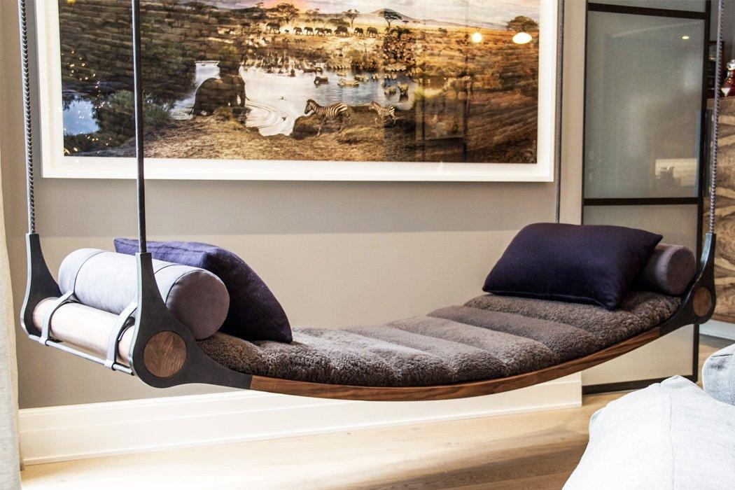 طراحی خیالی و مفهومی کاناپه - Poritz & Studio