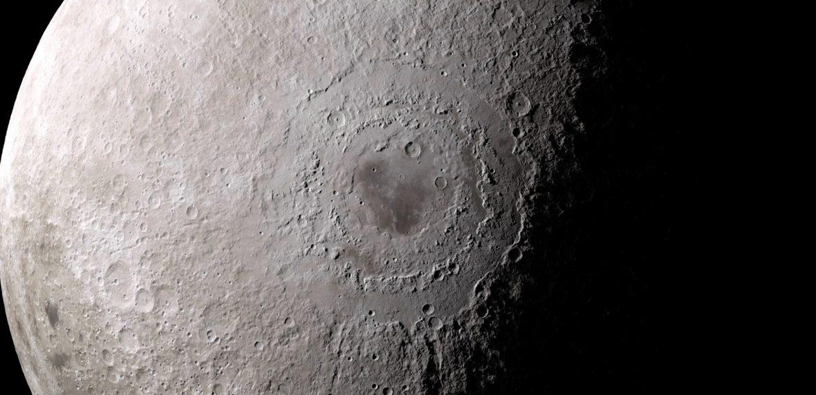 ناهنجاری فلزی در اعماق ماه