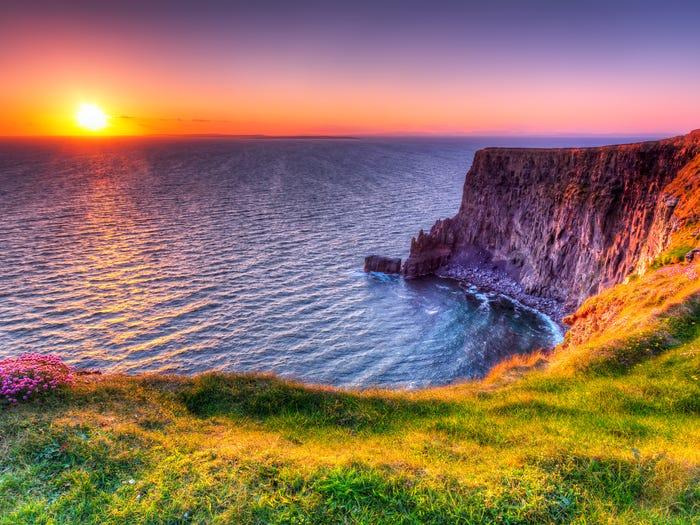 قدرتمندترین پاسپورتهای سال 2020 - ایرلند