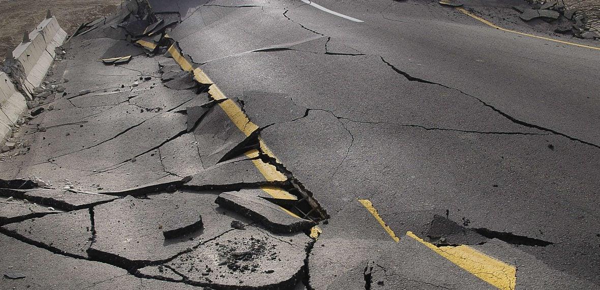 زلزله 5.4 ریشتری شیراز