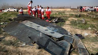 سقوط هواپیمای مسافربری اوکراین