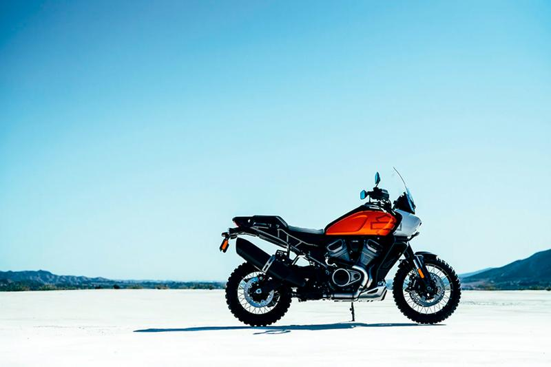 اولین موتورسیکلت ماجراجویانه Harley-Davidson توسط این شرکت معرفی شد