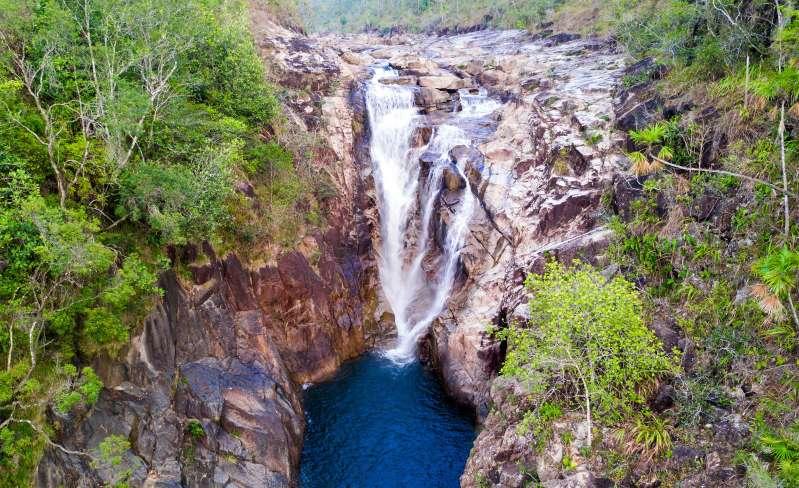 آبشارهای Big Rock