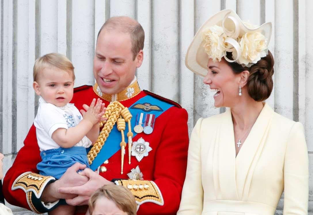 اعضای نسل آینده خاندان سلطنتی - پرنس لوئیس از کمبریج